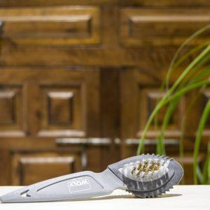 Cepillo ante limpiador doble cara Woly reverso