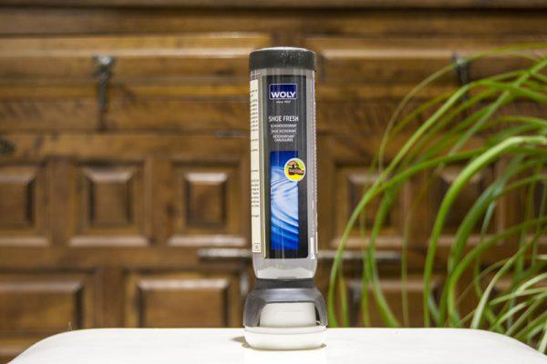 desodorante para calzado woly spray