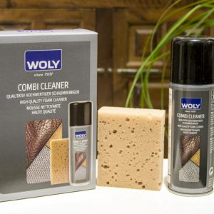 kit limpieza zapatos woly combi cleaner