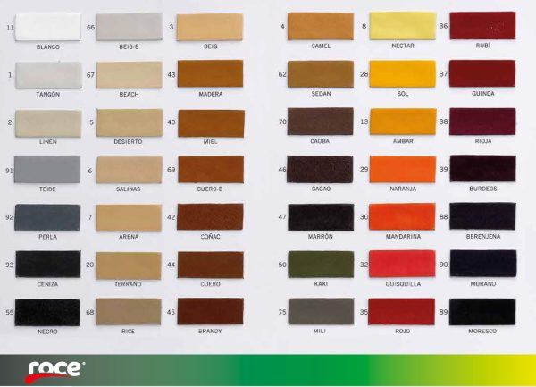 tintes roce paleta 1