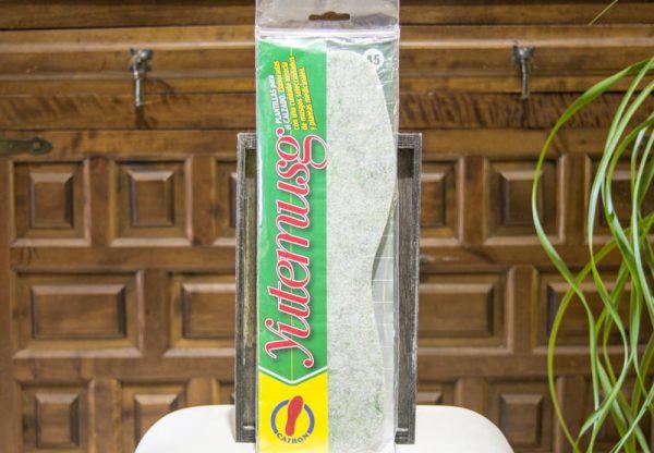 Plantillas relajantes y desodorantes Yutemusg